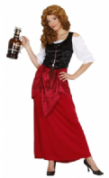 Medieval Tavern Wench (8952)
